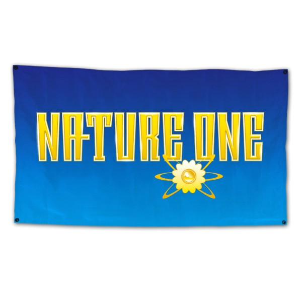 NATURE ONE | Fahne