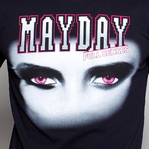 MAYDAY 2014 | T-Shirt | LineUp
