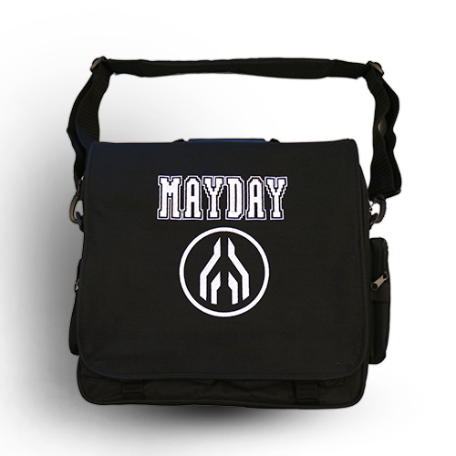 MAYDAY | Travel-Bag / Notebook-Tasche