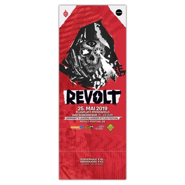 REVOLT 2019 | Ticket