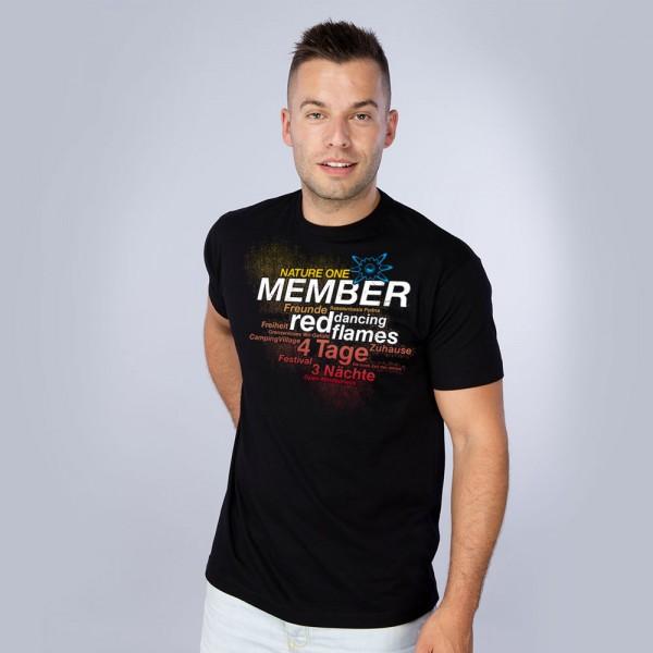NATURE ONE 2016 | T-Shirt | Member
