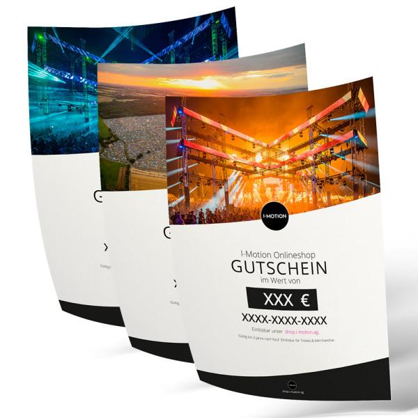 Digitaler Geschenkgutschein | A4 (PDF)
