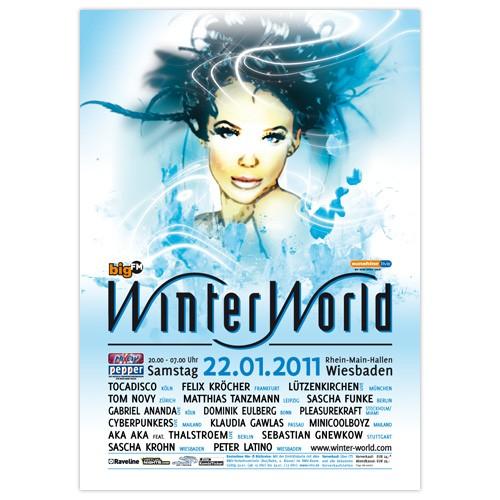 WinterWorld 2011 | Poster