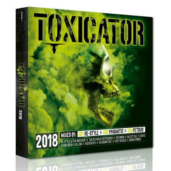 TOXICATOR 2018 | Compilation