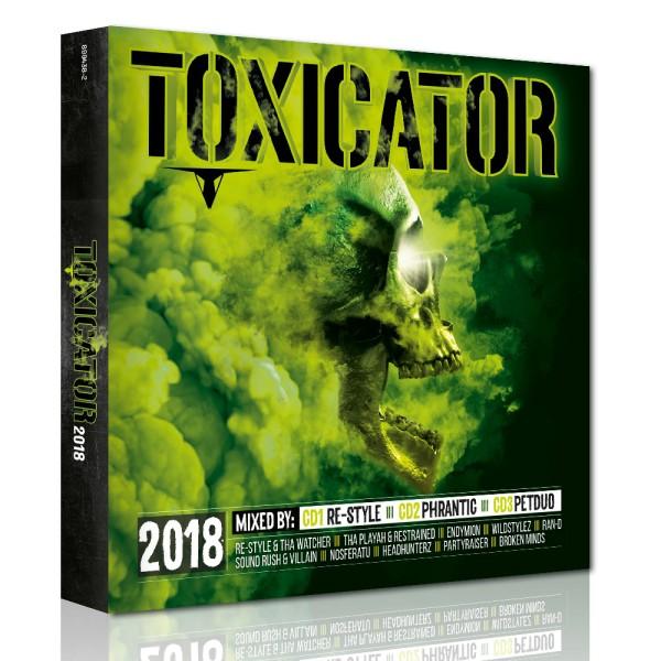 TOXICATOR 2018 | Compilation