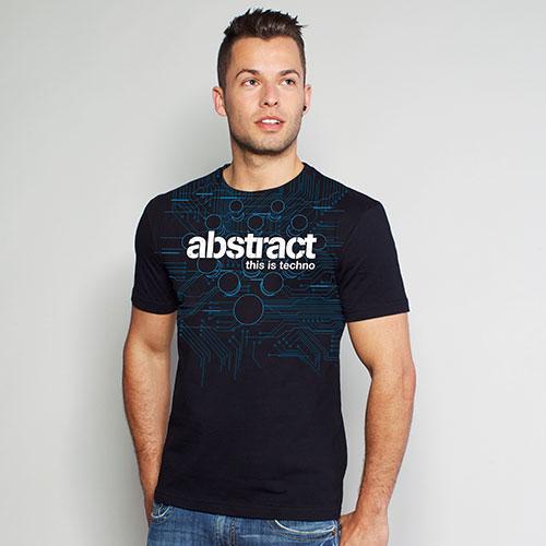 ABSTRACT | T-Shirt | Basic