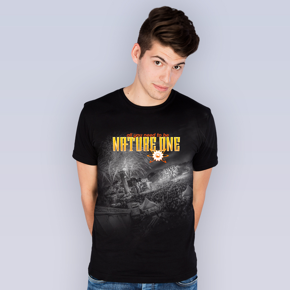 NATURE ONE 2018 | T-Shirt | LineUp