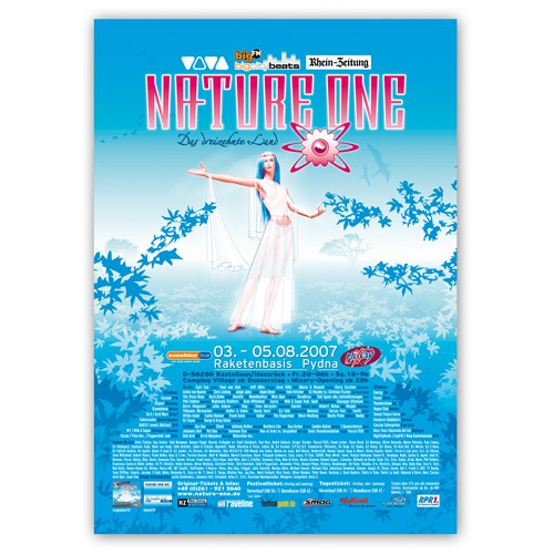 NATURE ONE 2007 | Poster