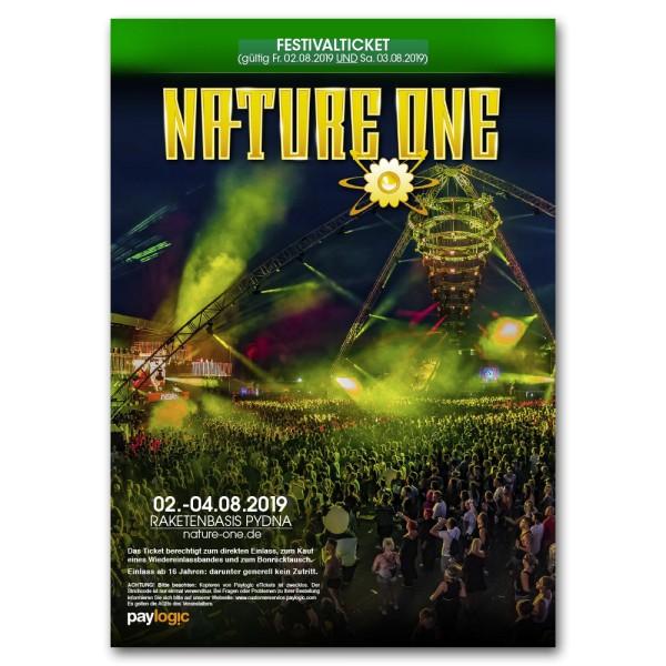"NATURE ONE ""The Twenty Five"" | Festivalticket"