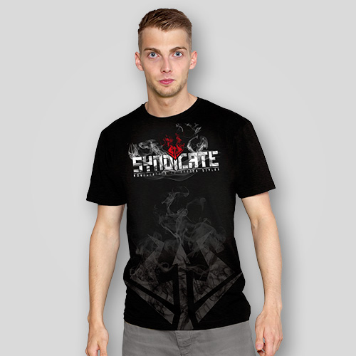 SYNDICATE | T-Shirt | Basic 2