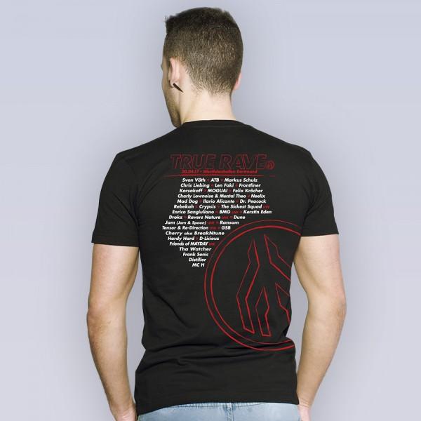MAYDAY 2017 | T-Shirt | LineUp