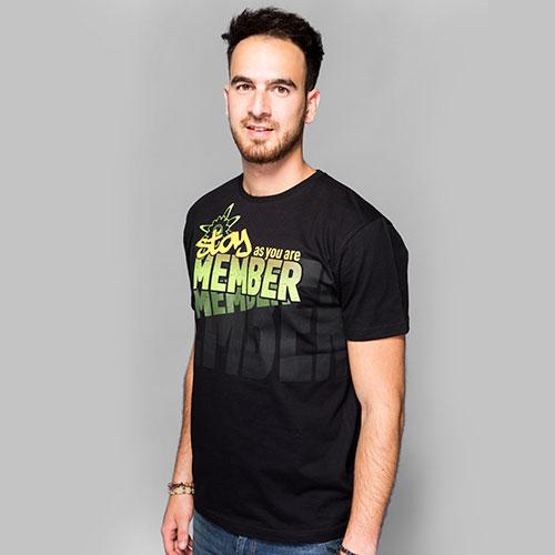 NATURE ONE 2015 | T-Shirt | Member