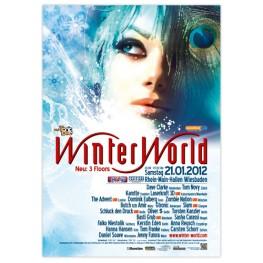 WinterWorld 2012 | Poster
