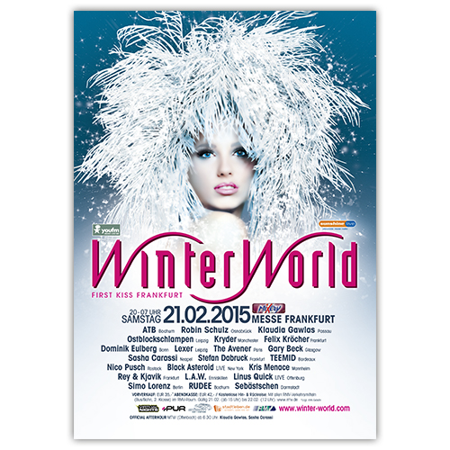 WinterWorld 2015 | Poster | A1