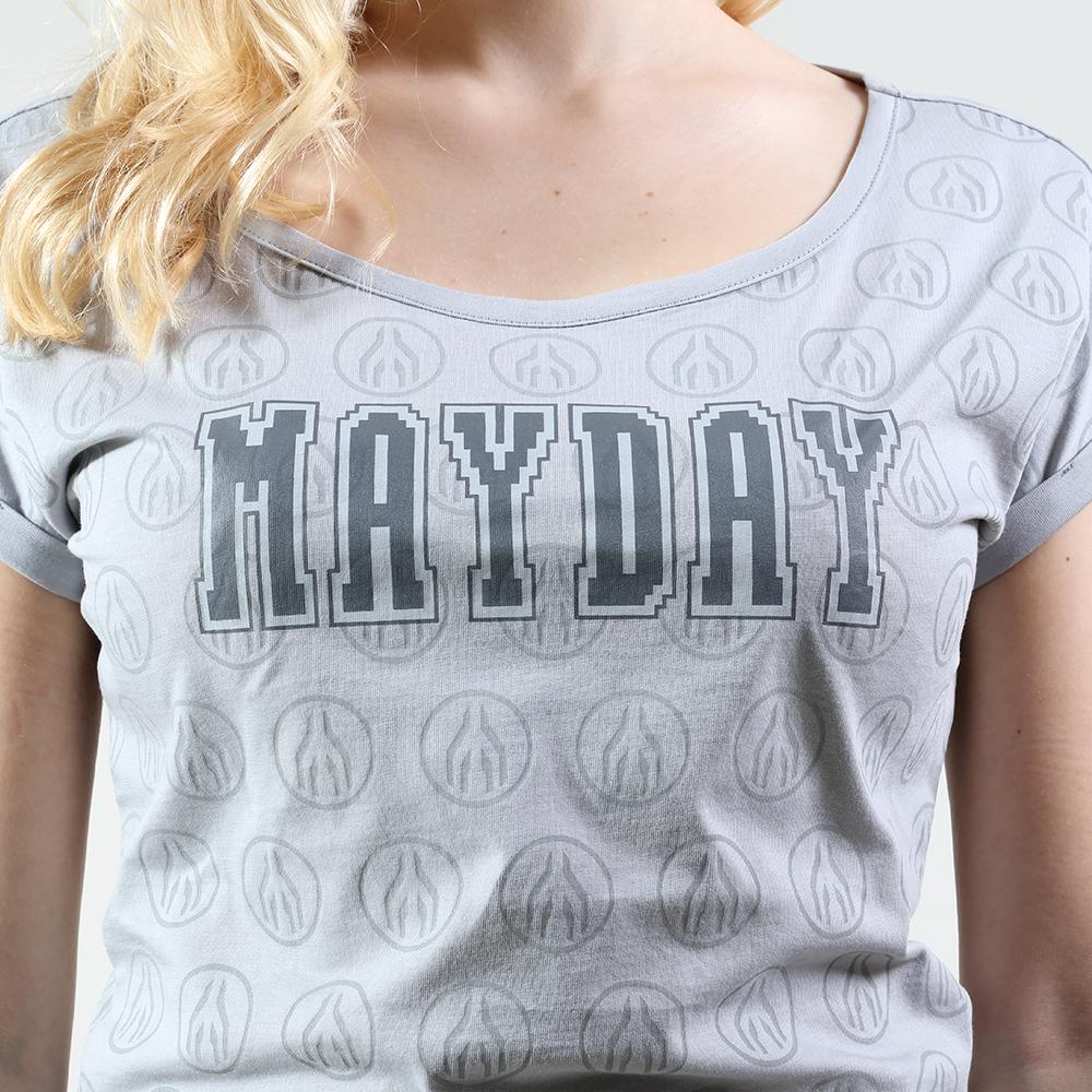 MAYDAY | T-Shirt | Allover