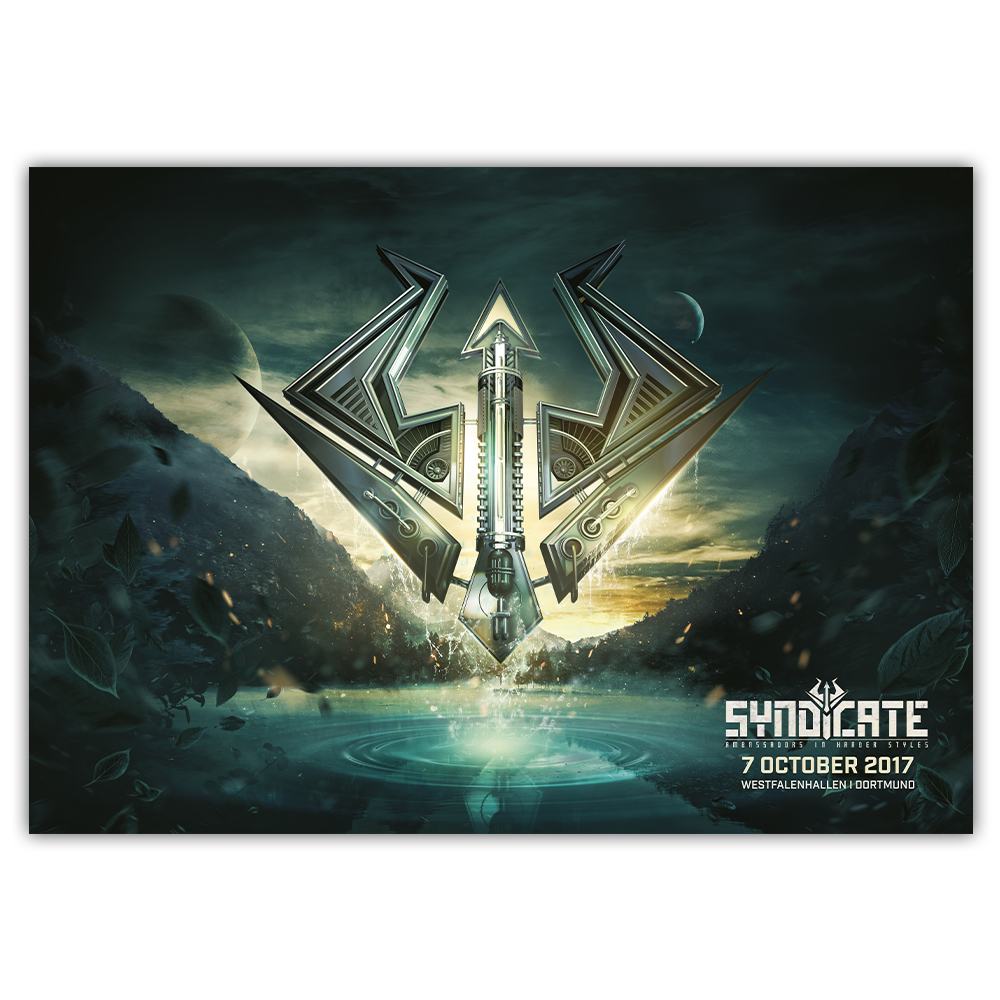 SYNDICATE 2017 | Poster | Special