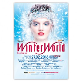 WinterWorld 2016 | Poster | A1