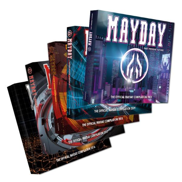MAYDAY | Compilation Bundle | 5er Set