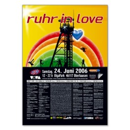 Ruhr-in-Love 2006 | Poster