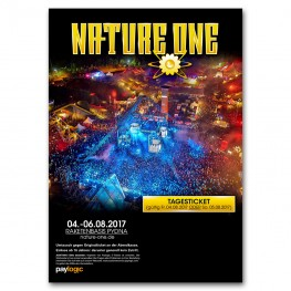 NATURE ONE 2017 | Tagesticket