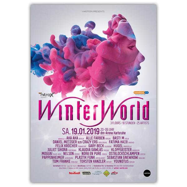 WinterWorld 2019 | Poster