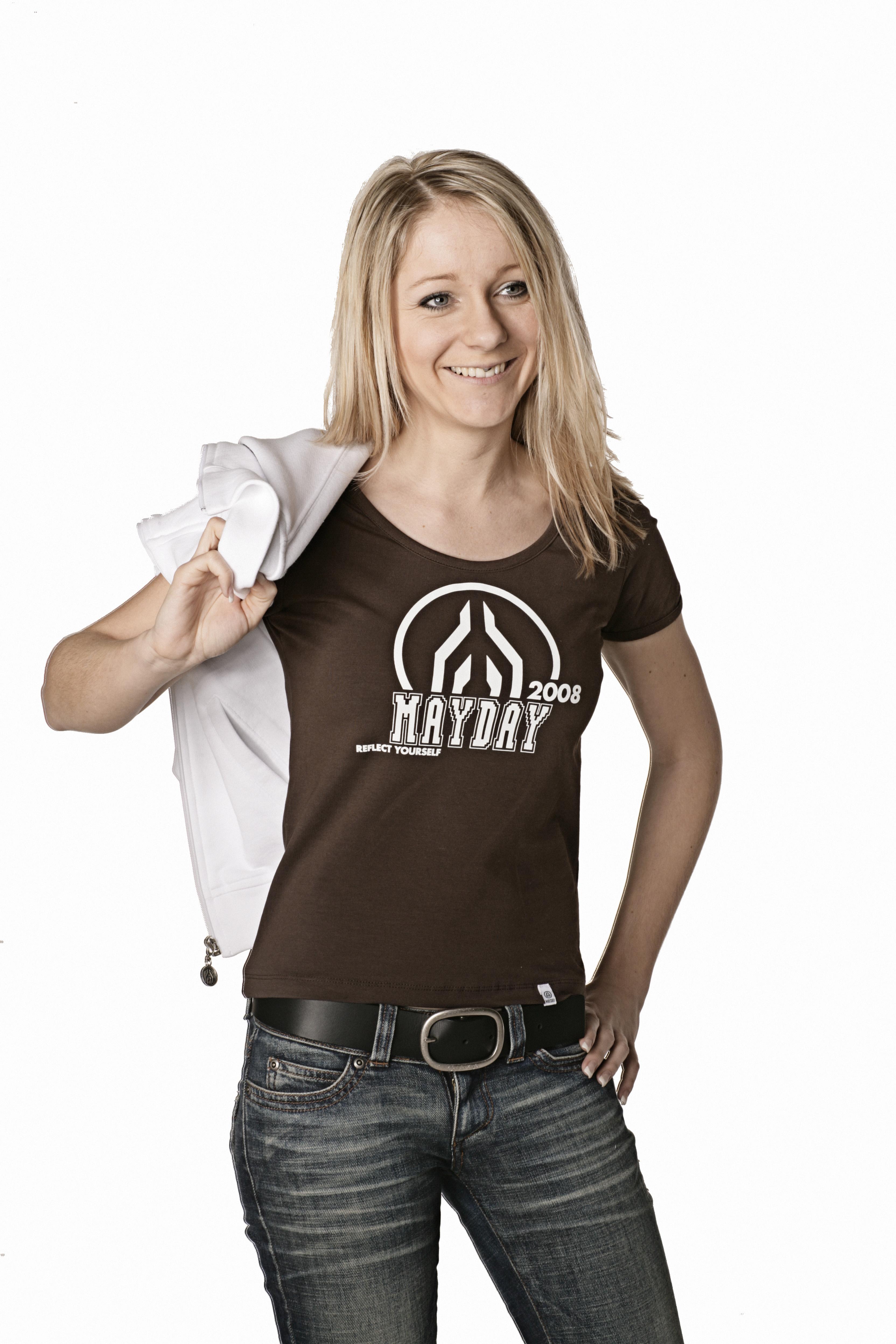 MAYDAY 2008 | T-Shirt | Basic