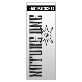 NATURE ONE 2017 | Festivalticket