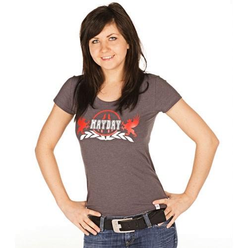 MAYDAY   T-Shirt   Royal