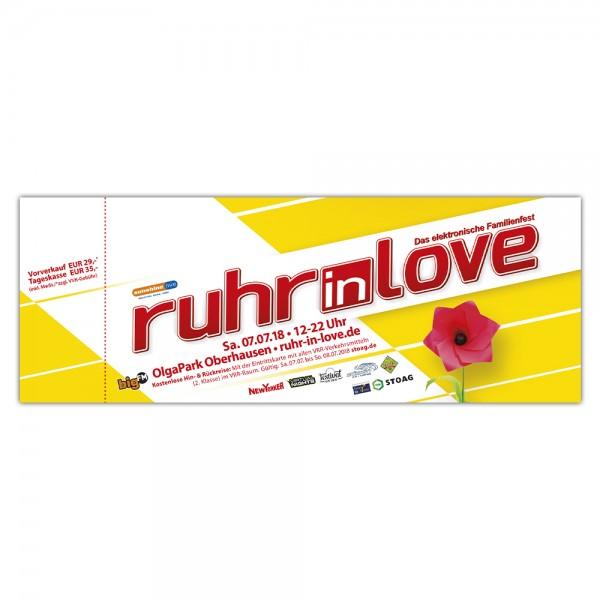 Ruhr-in-Love 2018 | Ticket