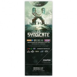 SYNDICATE 2016 | Ticket