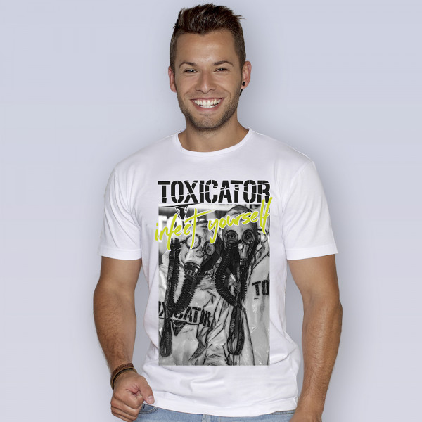 TOXICATOR 2018 | T-Shirt | Basic