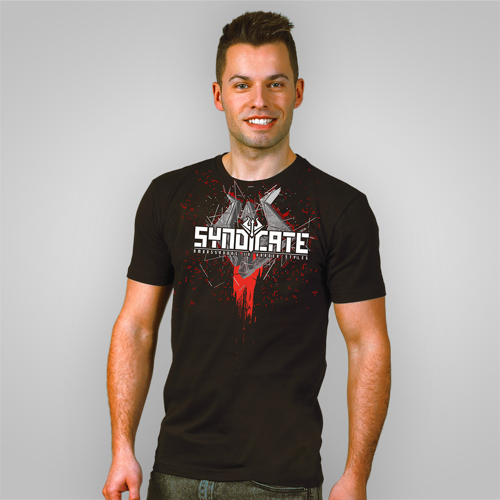 SYNDICATE | T-Shirt | Basic 1