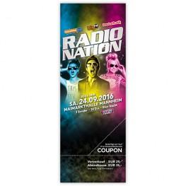 RadioNation 2016 | Ticket