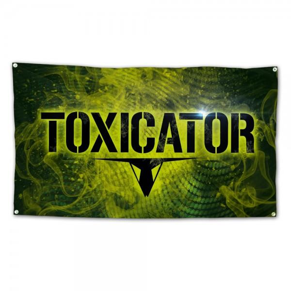 TOXICATOR | Fahne