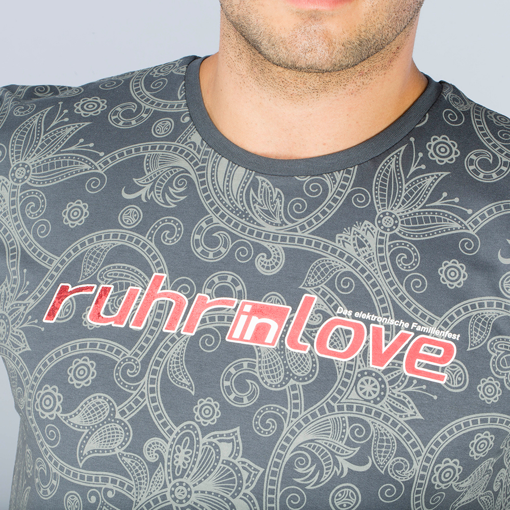 Ruhr-in-Love | T-Shirt | Allover