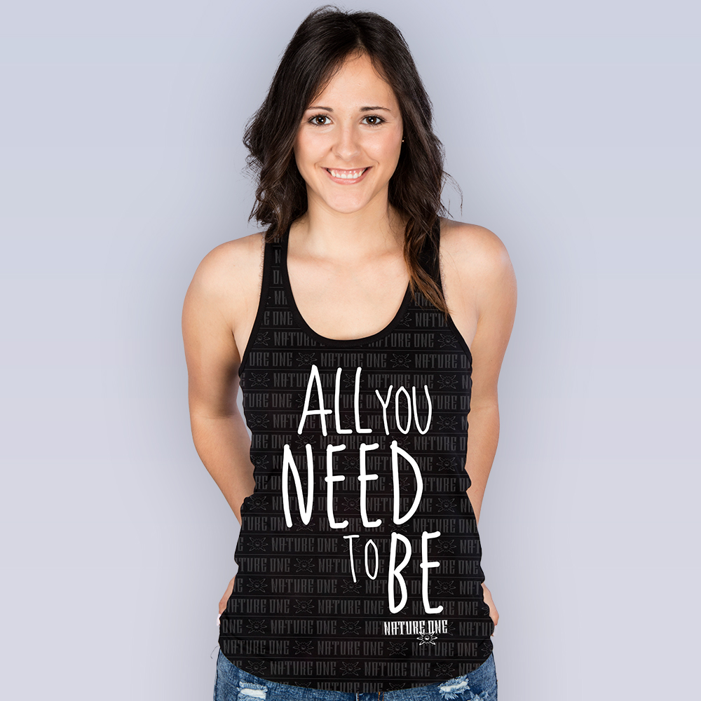 NATURE ONE 2018   Tanktop   all you need