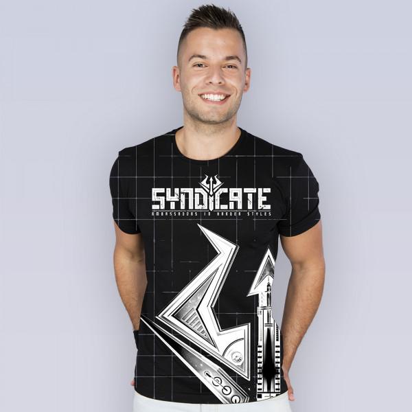 SYNDICATE 2018   T-Shirt   Basic 1