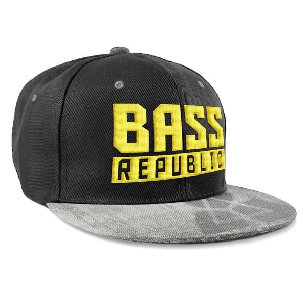 BassRepublic | Snapback Cap