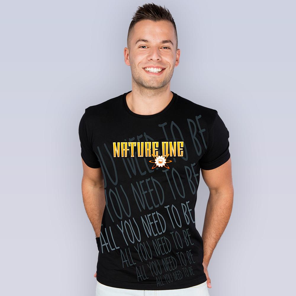 NATURE ONE 2018   T-Shirt   Basic