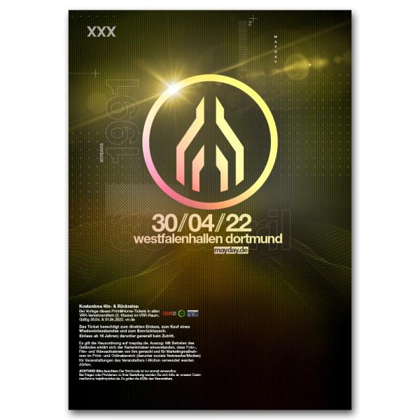 MAYDAY 2022 | Ticket