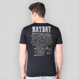 MAYDAY 2016 | T-Shirt | LineUp