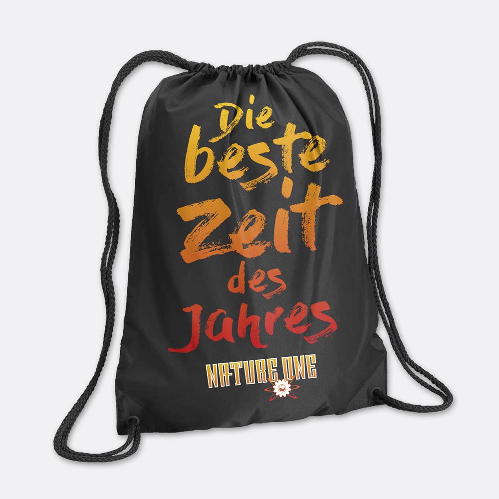 NATURE ONE | Turnbeutel | Beste Zeit