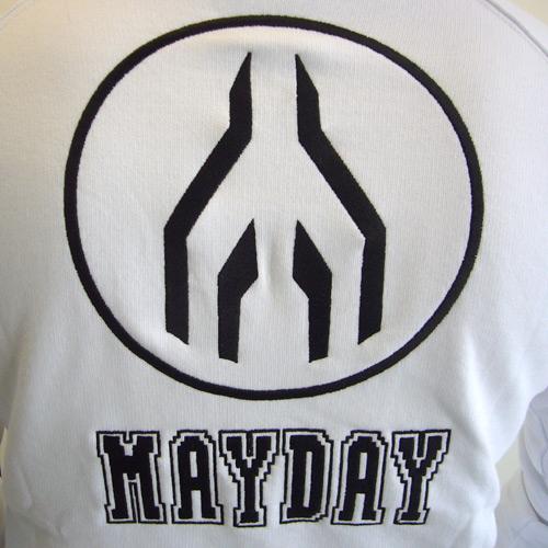 MAYDAY | Sweatshirtjacke