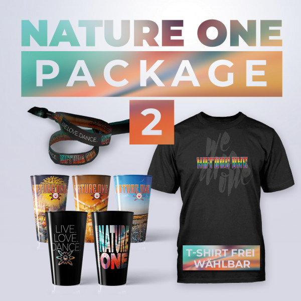 NATURE ONE 2021 | Festival@Home-Package 2