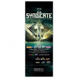SYNDICATE 2017   Ticket