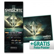 SYNDICATE 2017 | Ticket