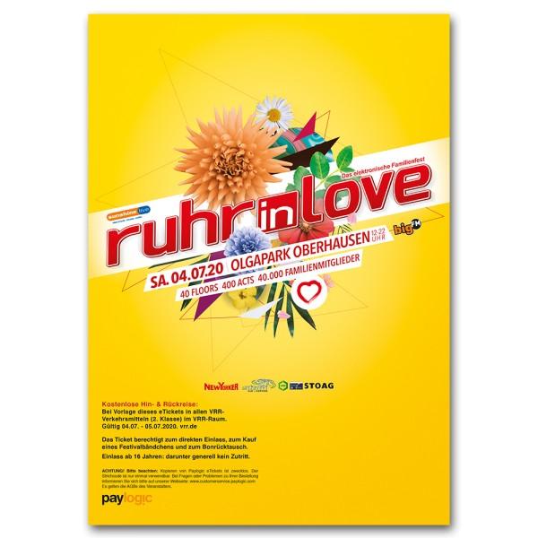 Ruhr-in-Love 2020 | Ticket