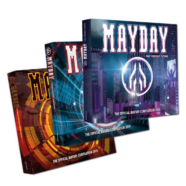 MAYDAY | Compilation Bundle | 3er Set