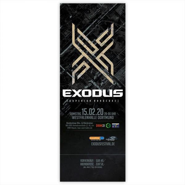 EXODUS 2020 | Ticket